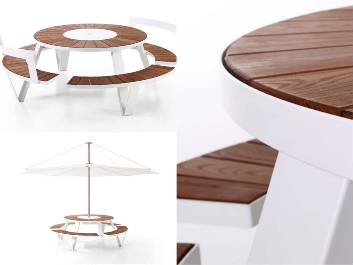 Spaceist pantagruel round picnic table blogpost