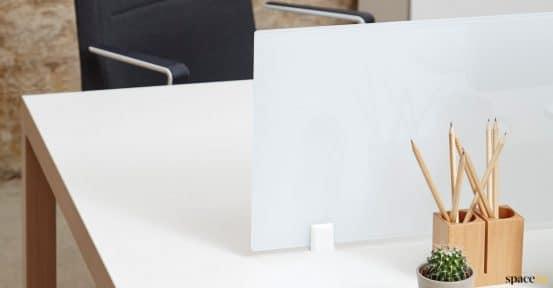 Prism screen desk