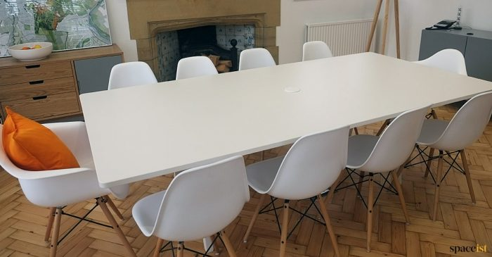 Designer Vitra meeting room table