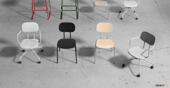 School seating collection