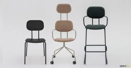 School chair range