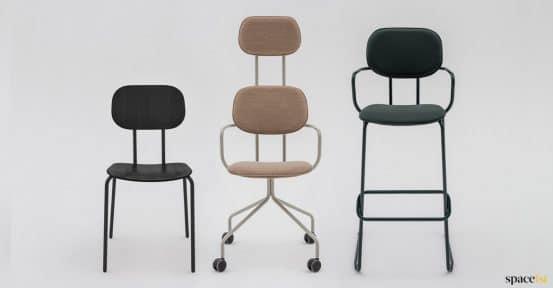 School chair range