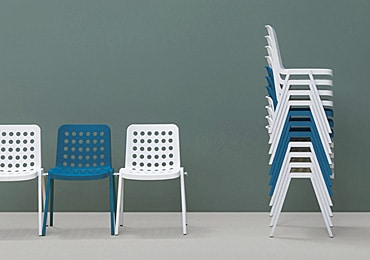 Stacking Cafe Chairs
