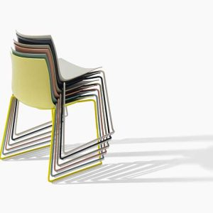 Stacking Conference Chair