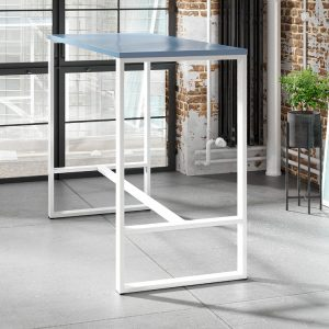Standing Canteen Table