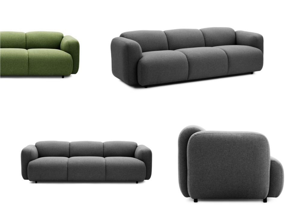Swell Sofa by Normann Copenhagen