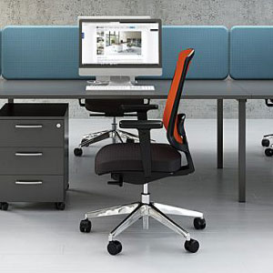 Think beyond great design when buying commercial furniture.
