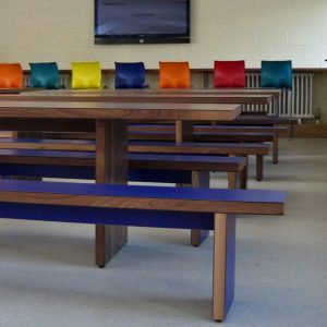 primary school hall tables