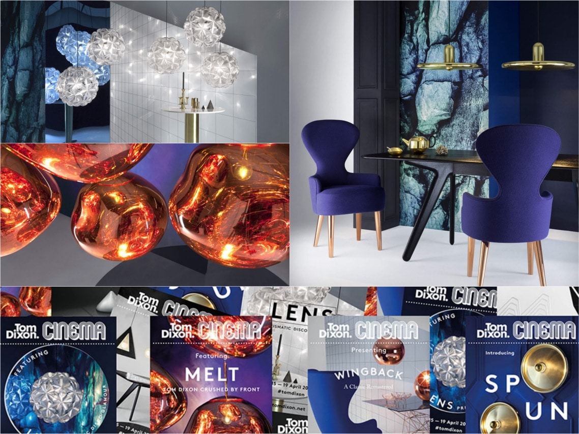 Tom Dixon TheCinema milan spaceist blog