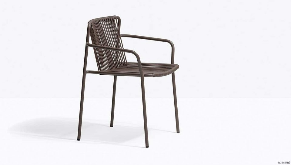 Brown Outdoor Chair