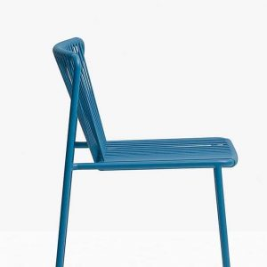 Blue Stacking chair