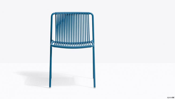 Blue Outdoor Chair