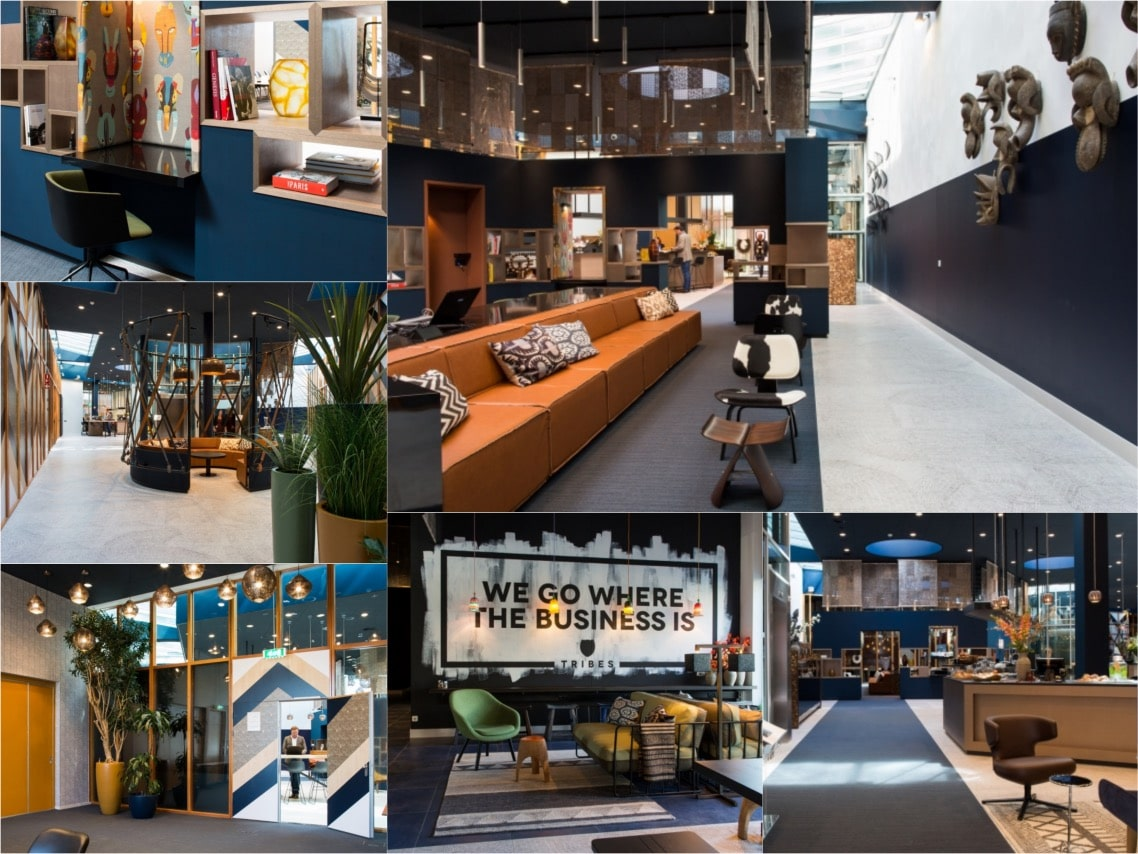 Tribes office design cool workplaces spaceist blogpost