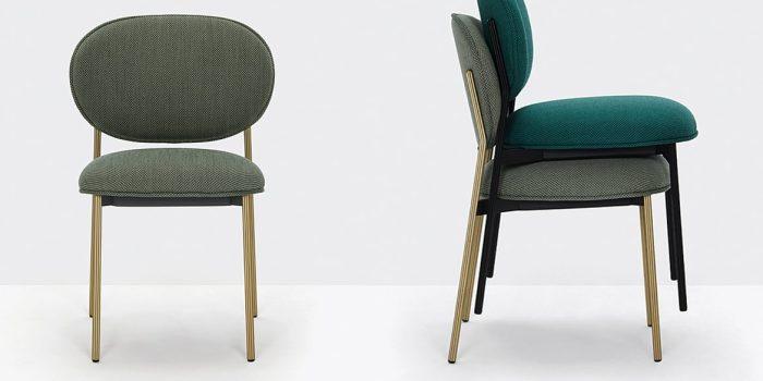 Velvet Meeting Room Chair
