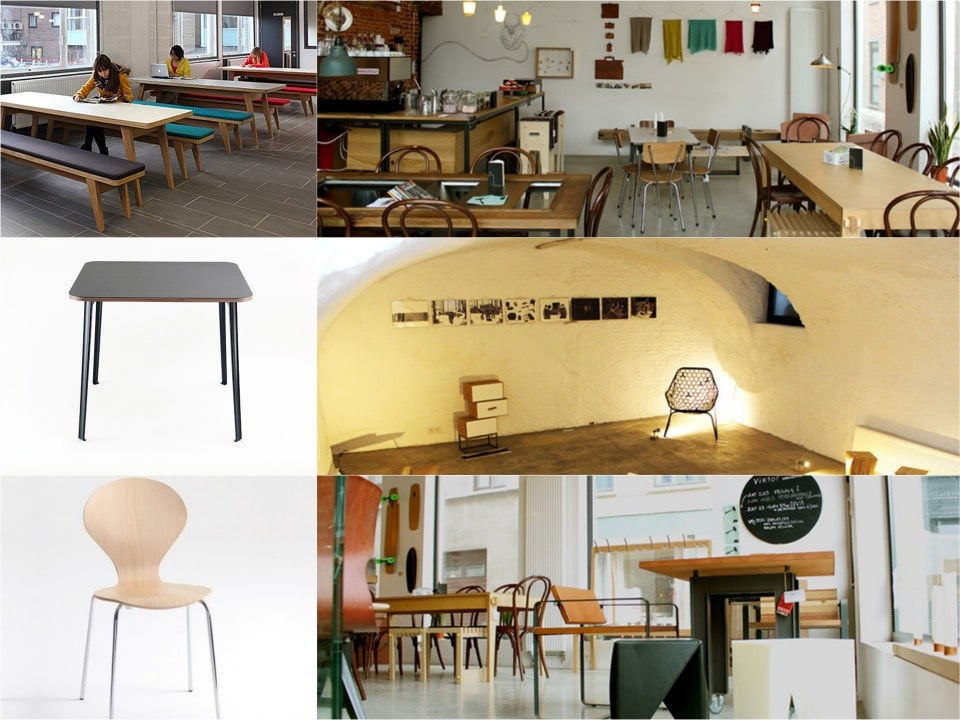 Viktor cafe gallery Spaceist inspiration blogpost
