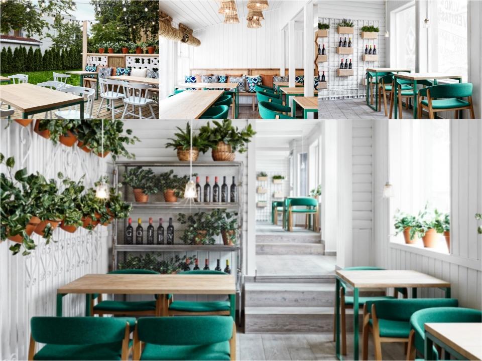 Vino Veritas ecologic restaurant Oslo Norway Spaceist blogpost
