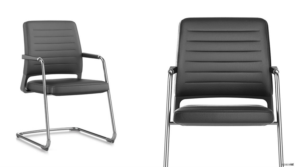 Cantilever Chair Leather