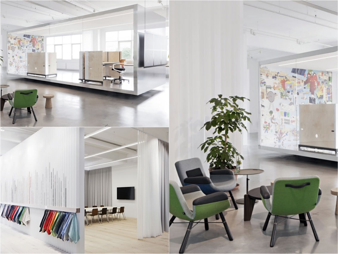 Vitra showroom4 workplace spaceist blog