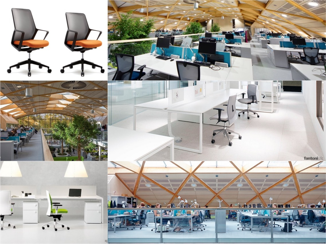 WWF Woking BCO office design inspiration spaceist blogpost