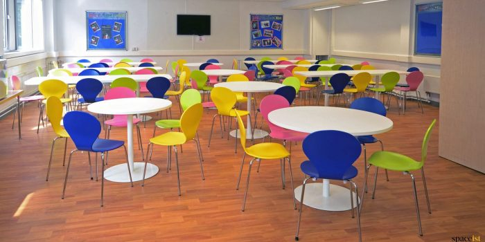 School dining hall furniture