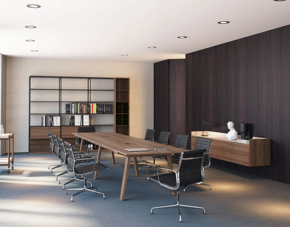 What Size Boardroom Table do I Need?