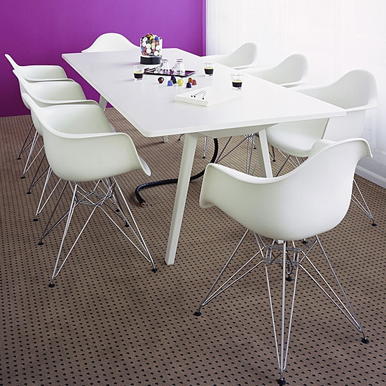 What are the benefits of lightweight meeting room chairs?