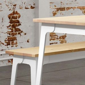 What is a refectory table and why is it equally at home in the study hall?
