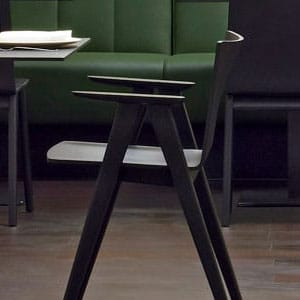 What types of cafe chairs for sale are there?