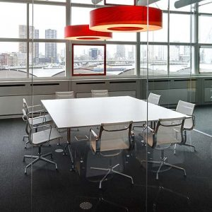 Where can I find design-led, high quality boardroom furniture?