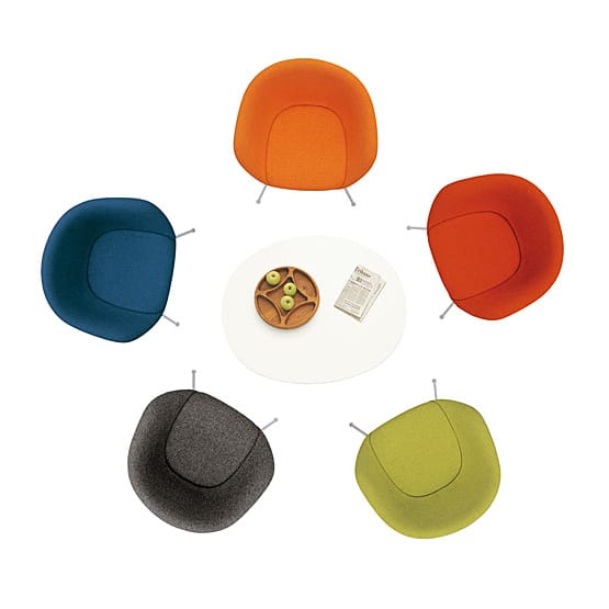 Where can I get reception chairs in my corporate colours?