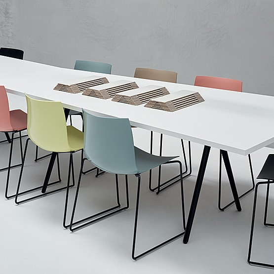 Why do meeting room chair colours matter?