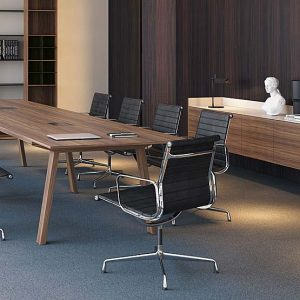 Why is it essential for boardroom chairs to be comfortable?