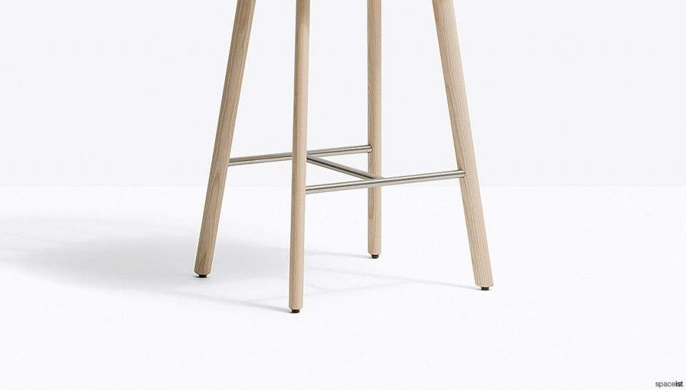 Stool with Foot Rest