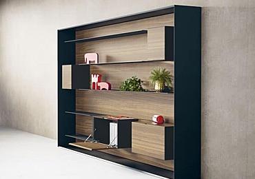 Wood Office Storage