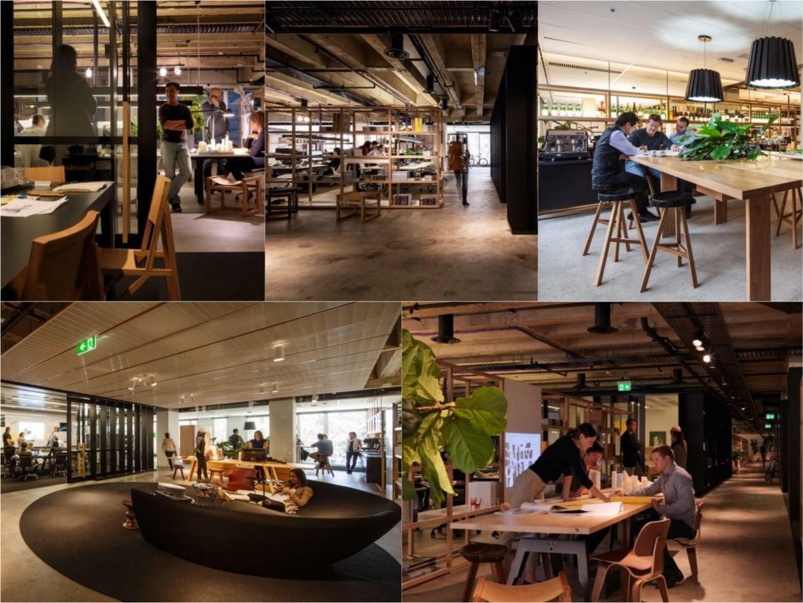 Woods Bagots Sydney office design Spaceist blogpost