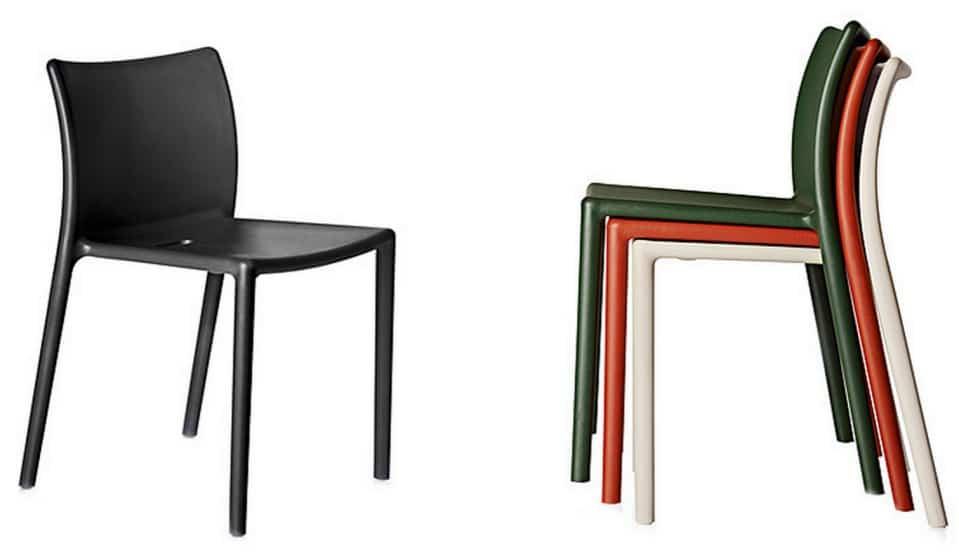 air plastic chair  spaceist