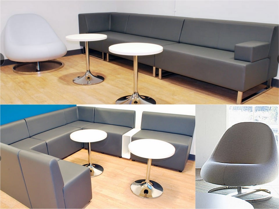 caterham YC2 modular seating table spaceist