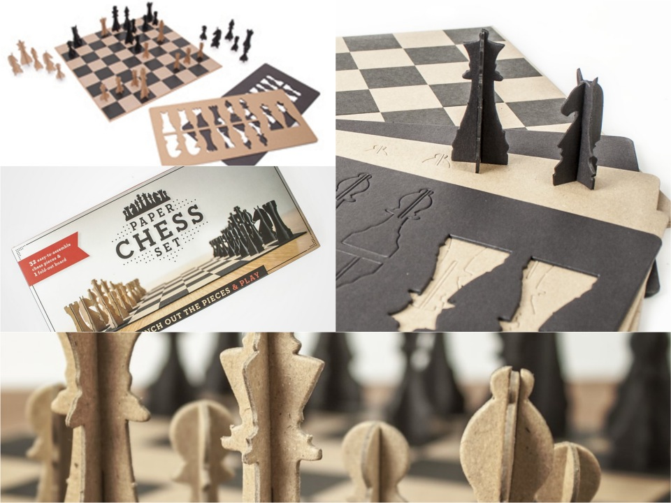 firebox paper chess set