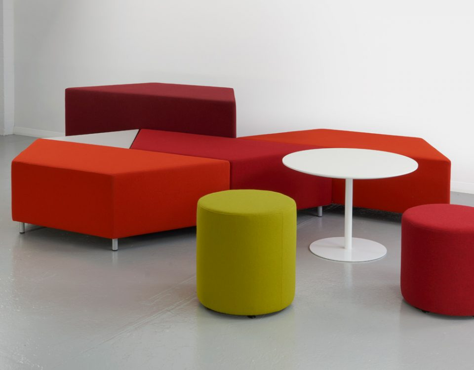 Why Modular Furniture is the answer to space saving for modern businesses.