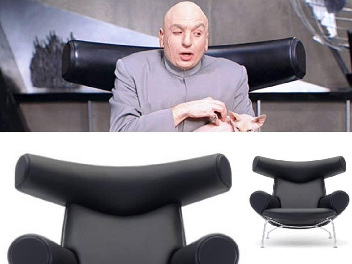 ox chair austin powers spaceist blogpost