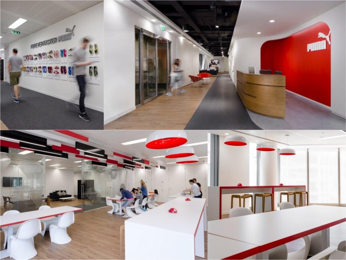 puma office design spaceist blogpost