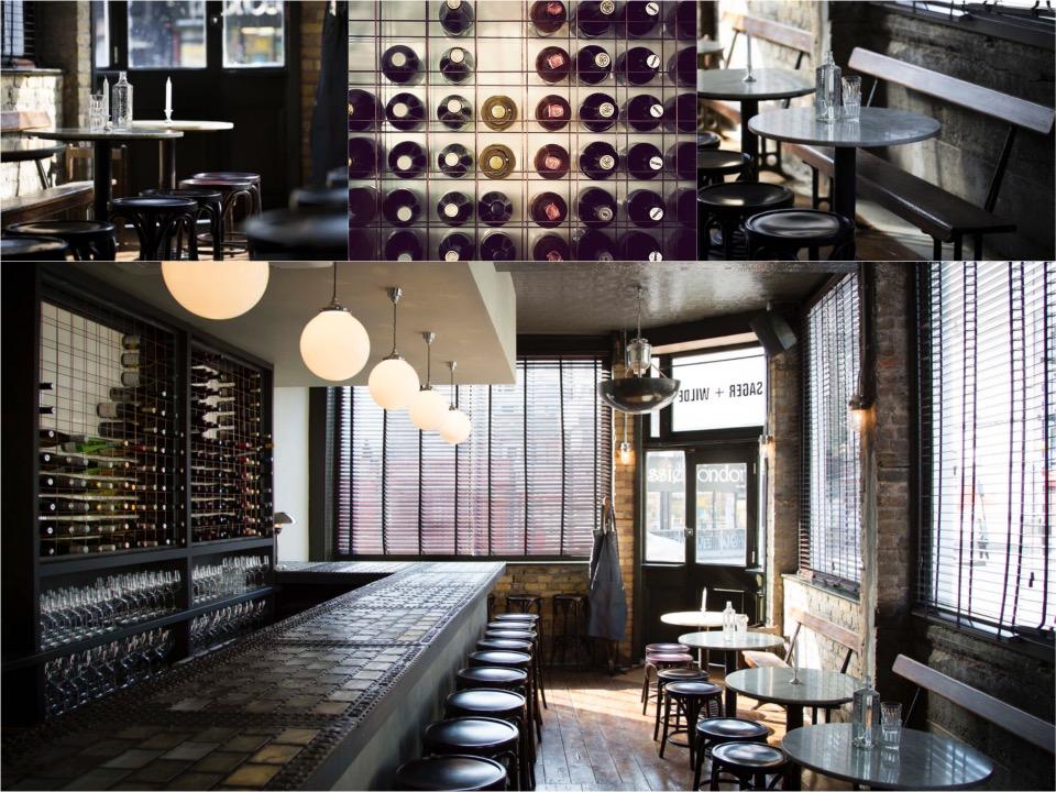 sager wilde london wine bars Spaceist blogpost