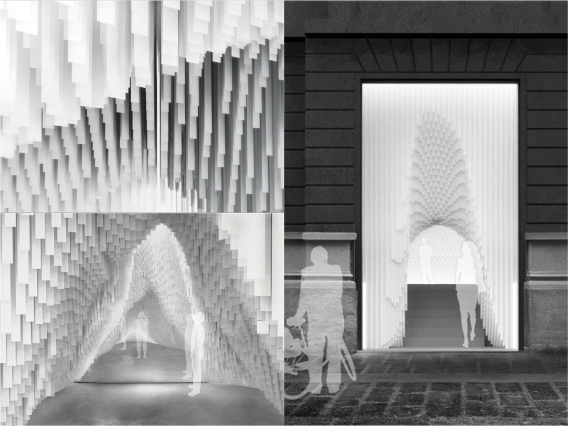 snarkitecture x cos salone del mobile installation Spaceist blogpost