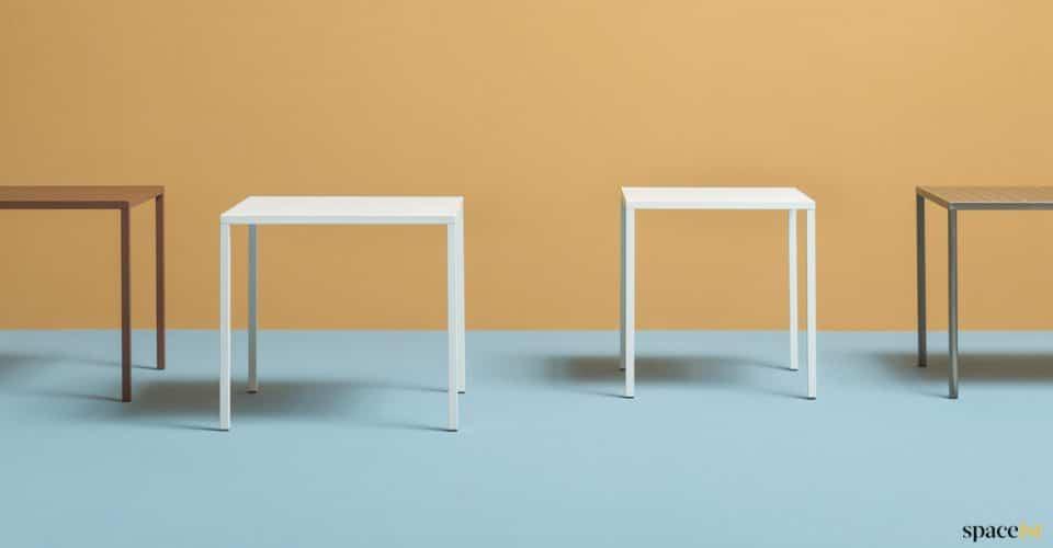 Fabb table range