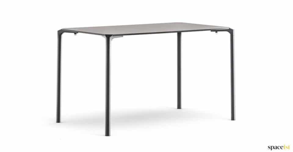 Jump stacking cafe table rectangular