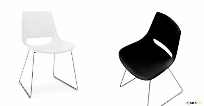 Designer meeting chair