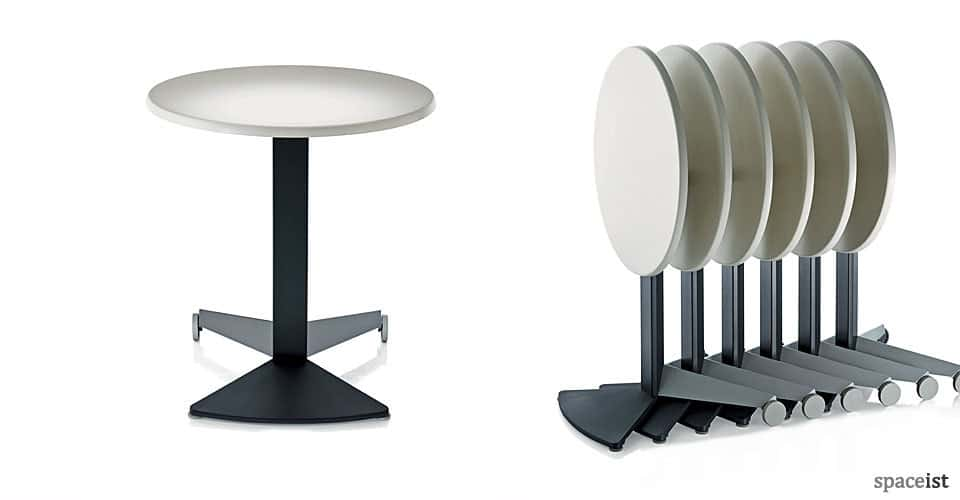 spaceist aida folding outdoor tables