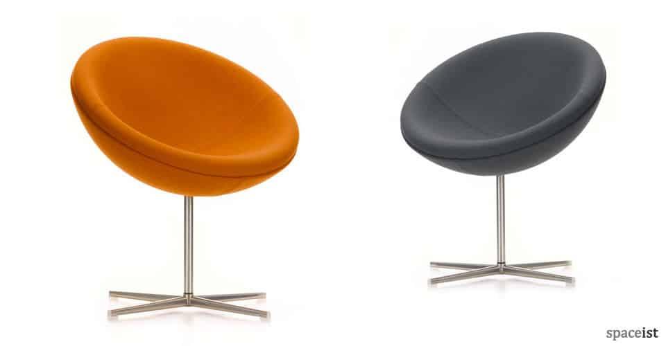 spaceist c1 round reception chairs