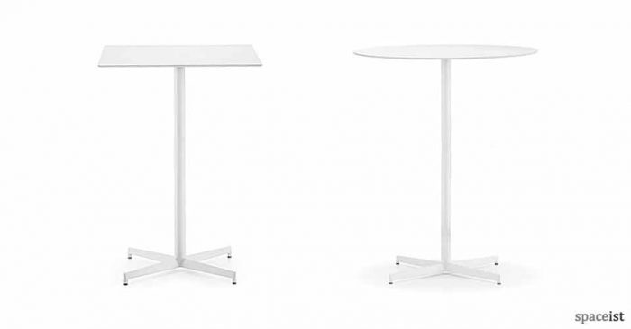 laj 110cm high round bar tables