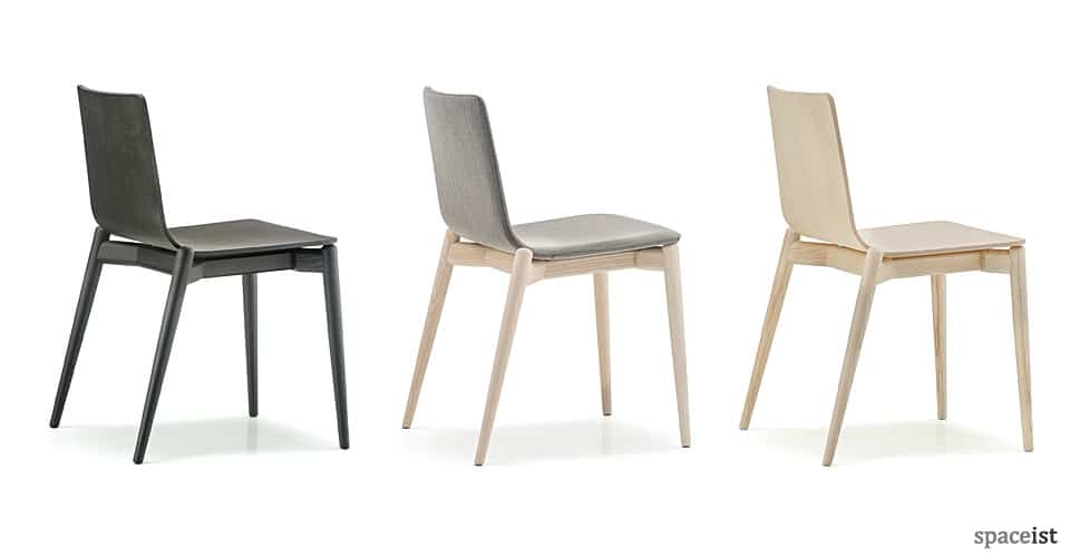 spaceist malmo black ash cafe chair 16